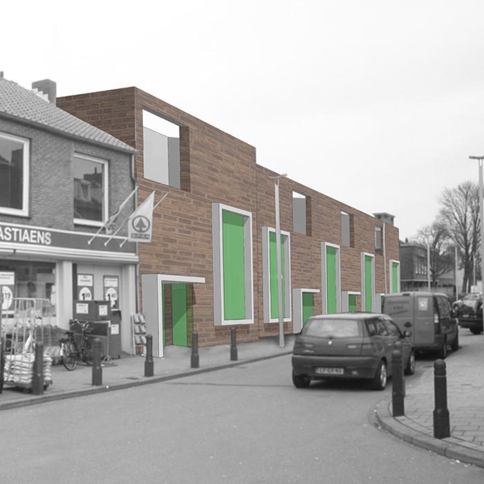 09.001 Prijsvraag Nazareth Maastricht - 06 - Foto Nieuw
