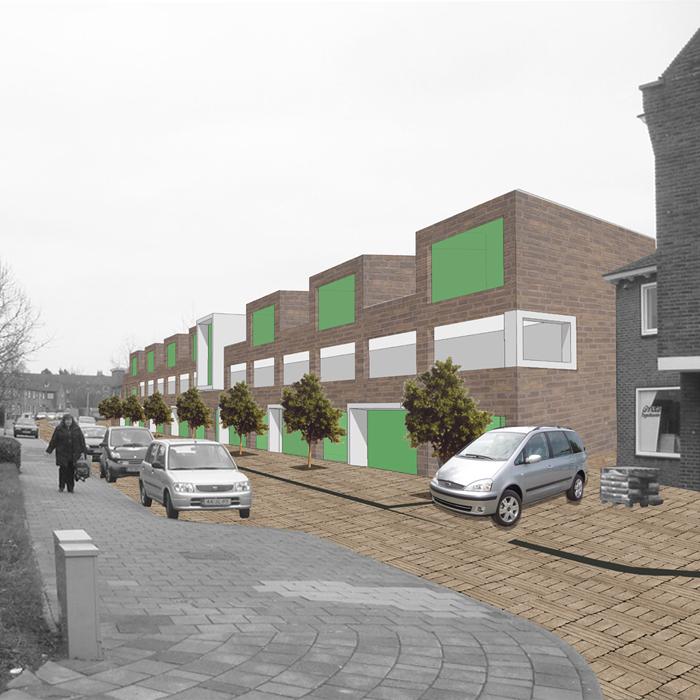 09.001 Prijsvraag Nazareth Maastricht - 10 - Foto nieuw