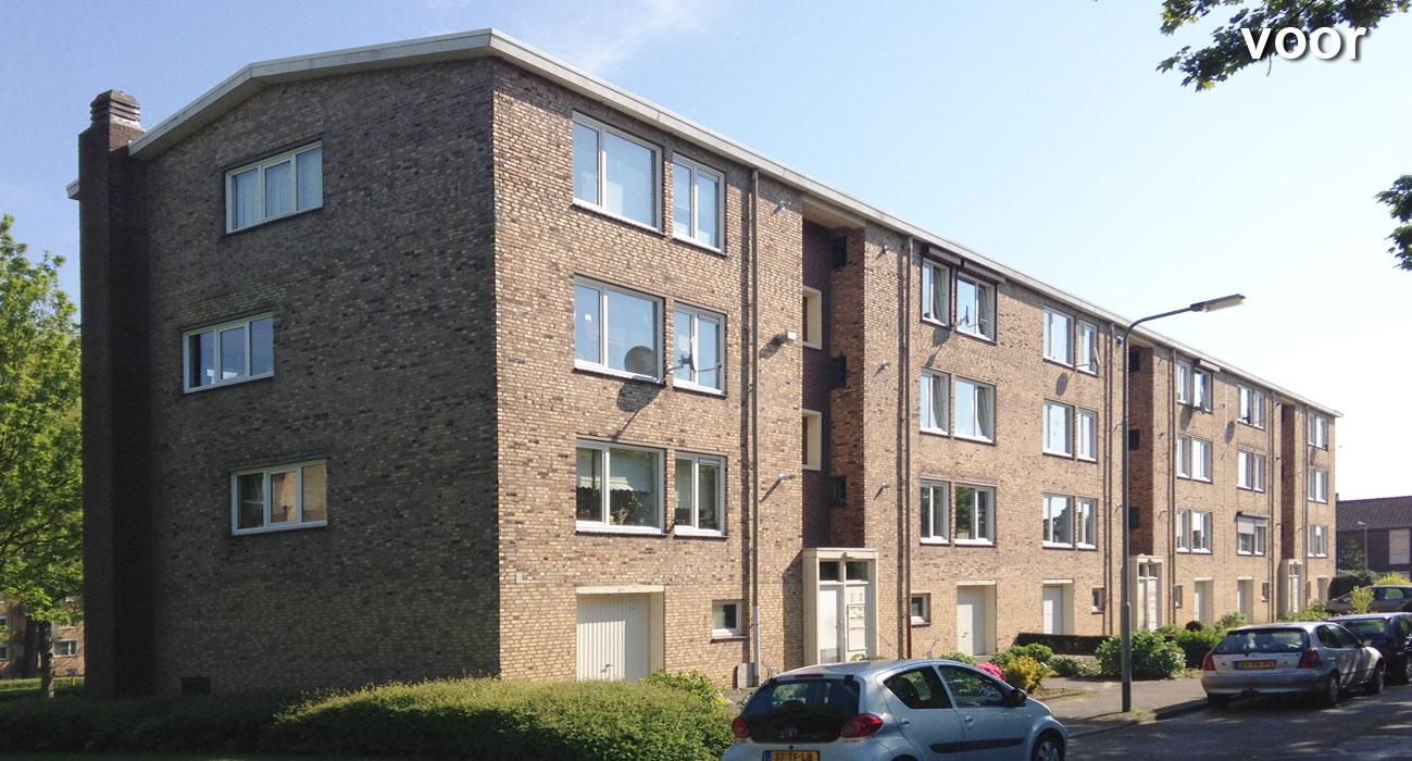 14.008 - Appartementen Sittard - Blok 1 - Bestaand