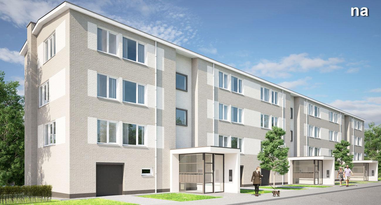 14.008 - Appartementen Sittard - Blok 1 - Nieuw