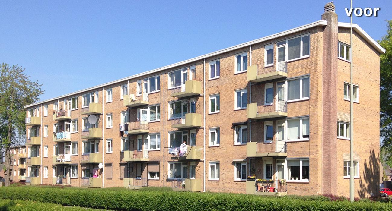 14.008 - Appartementen Sittard - Blok 2 - Bestaand