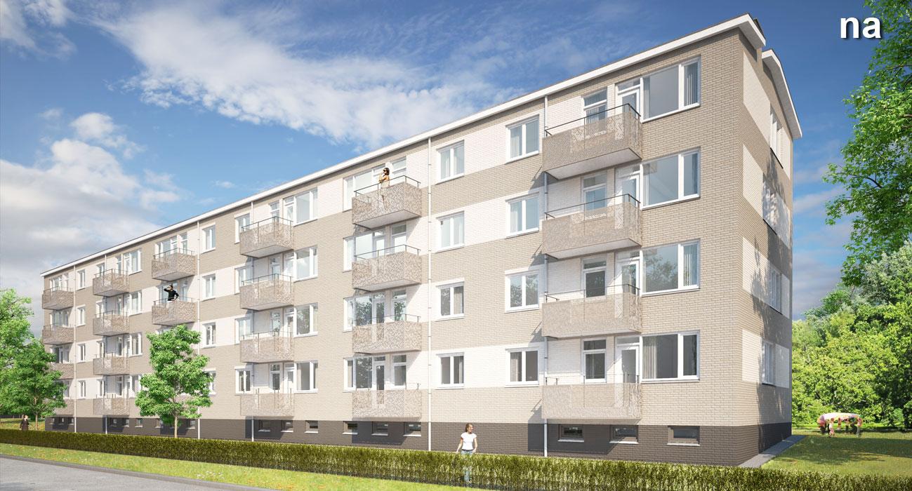 14.008 - Appartementen Sittard - Blok 2 - Nieuw