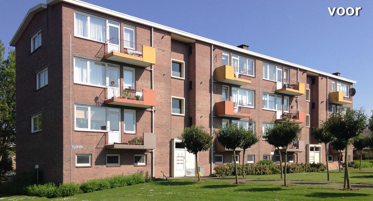 14.008 - Appartementen Sittard - Blok 3 - Bestaand