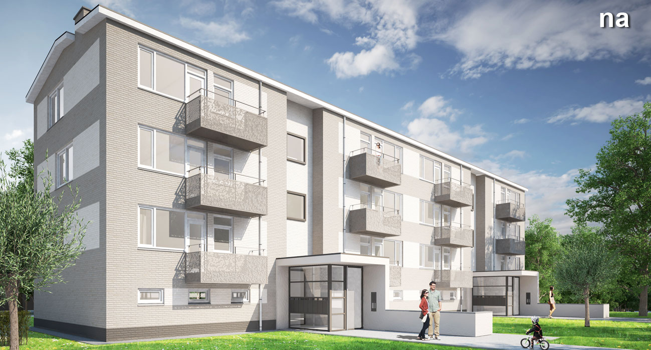 14.008 - Appartementen Sittard - Blok 3 - Nieuw