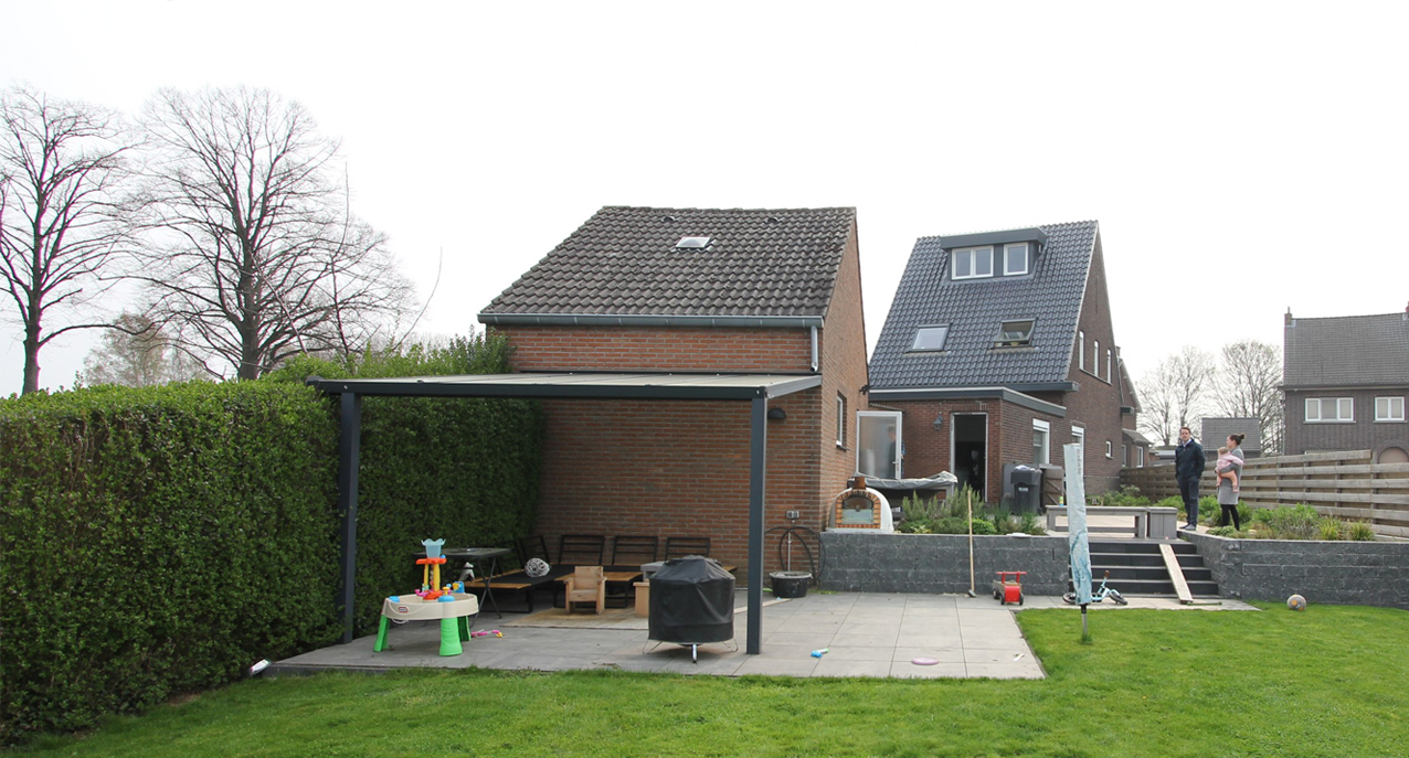 Aanbouw Berg ad Maas - 01a - Exterieur Bestaand
