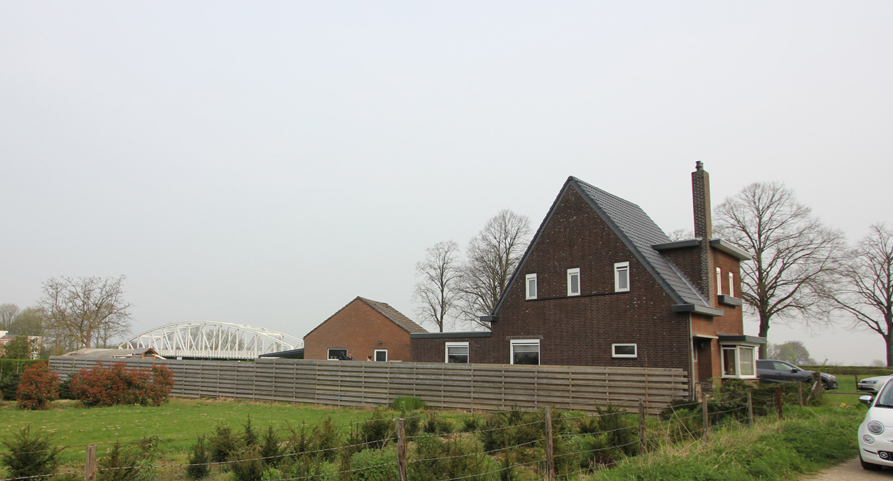 Aanbouw Berg ad Maas - 02a - Exterieur Bestaand