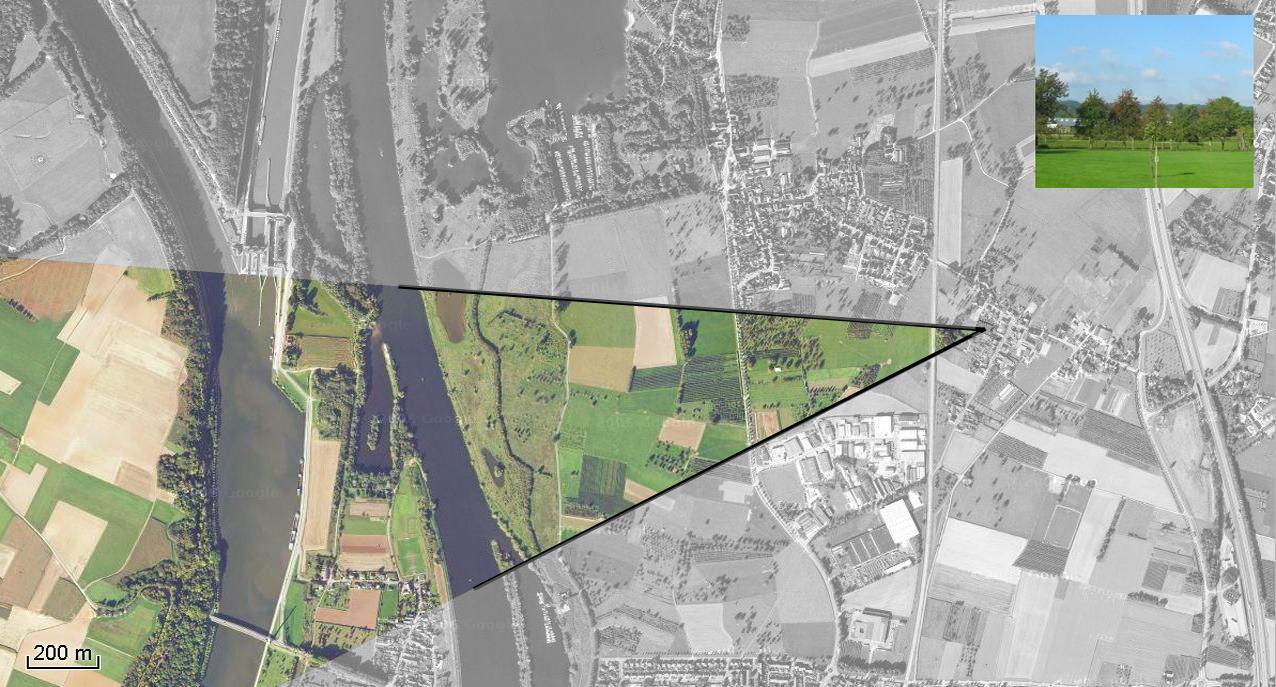 07.018 - 05 - Villa Oost Maarland - Zichtlijn achtertuin