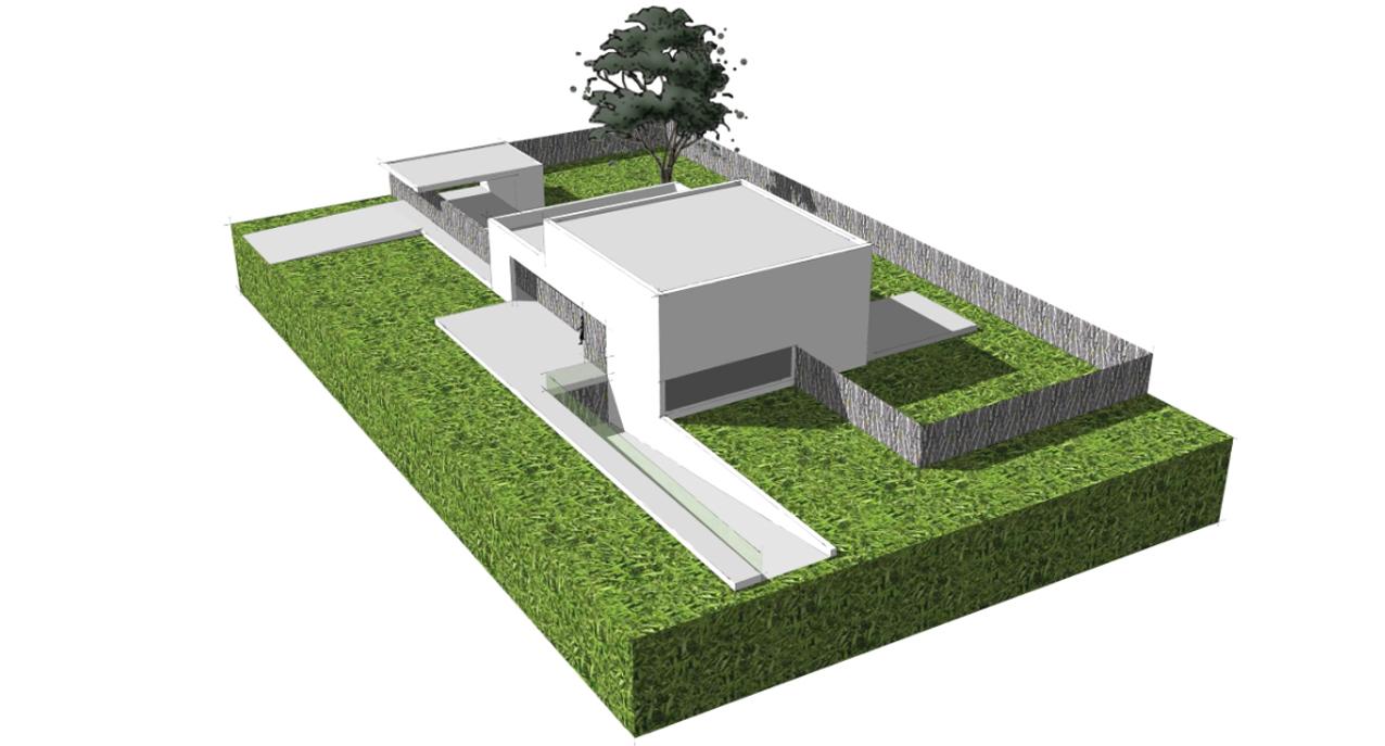 06.008 - Villa Lanaken - Impressie Straatbeeld