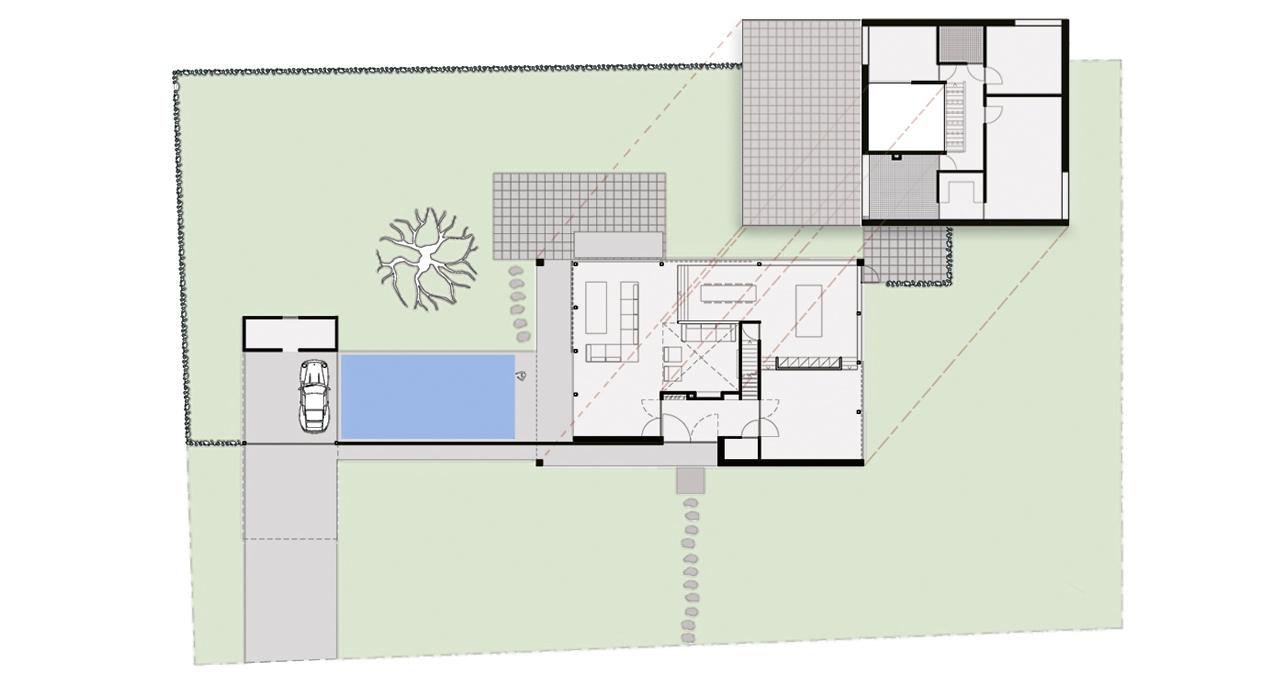 06.008 - Villa Lanaken - Isometrie2