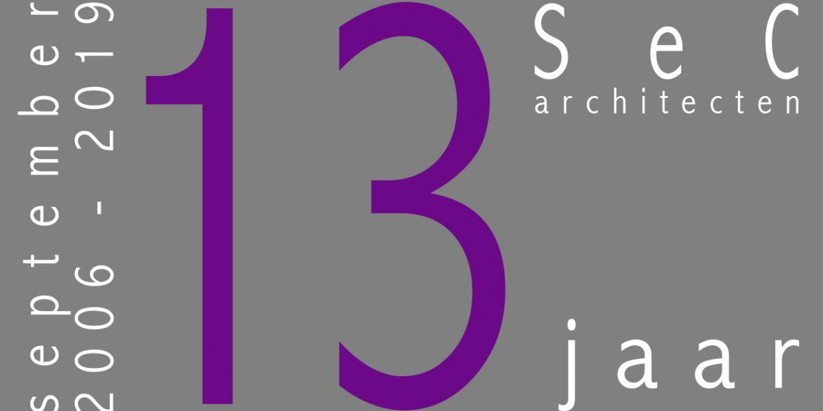 2019 - 09 - SeC 13 jaar jubileum