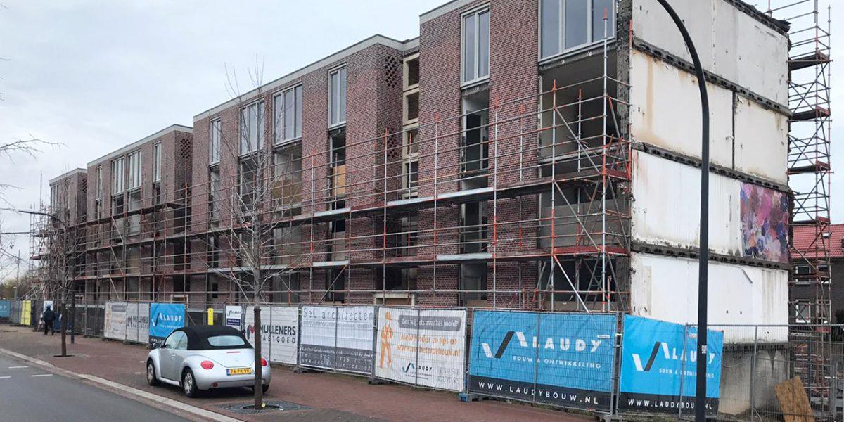 2019 - 11 - Renovatie blok 8 Groene Loper Maastricht2