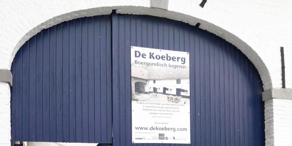 2020 - 08 - Mei - Koeberg Start Bouw