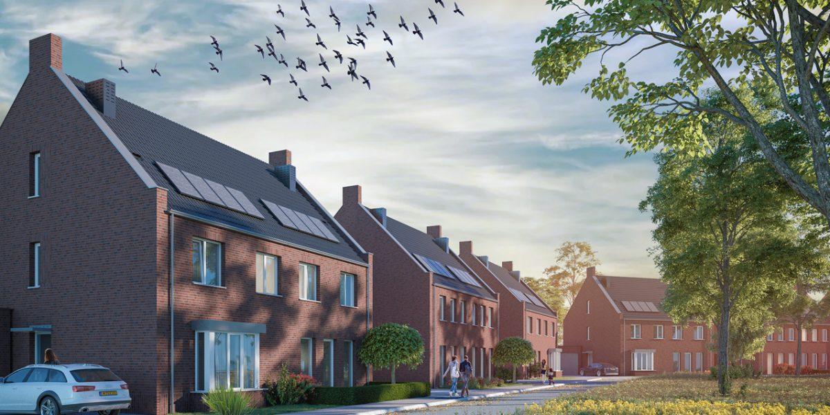 2021 - 06 - Woningen Stevensweert